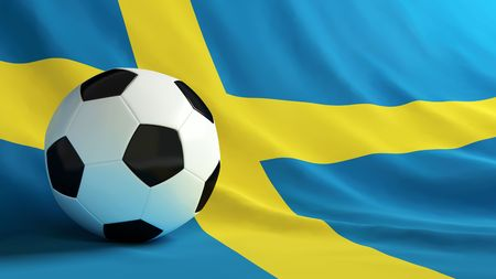 Sweden football photo