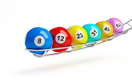 lottery Zdjęcie Seryjne