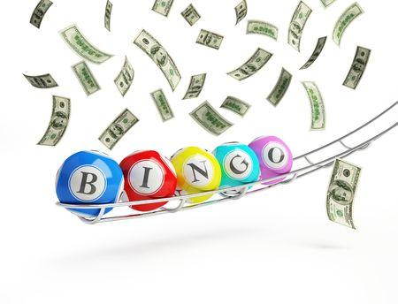 bingo balls Stock Photo - 7012712