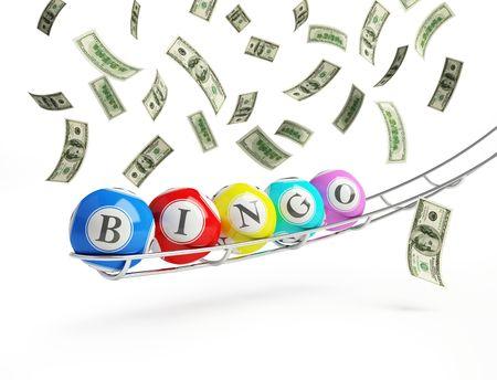 bingo: bolas de Bingo