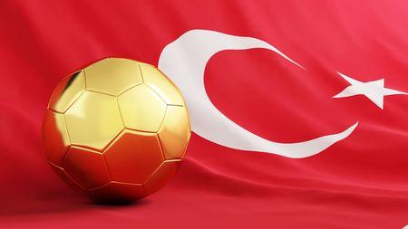 football Turkey photo