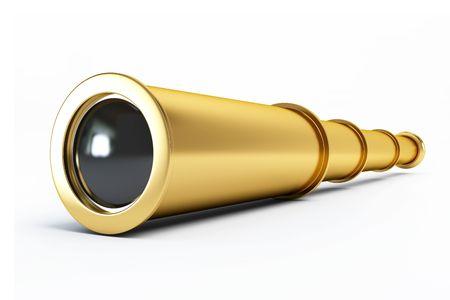 Spyglass  Foto de archivo