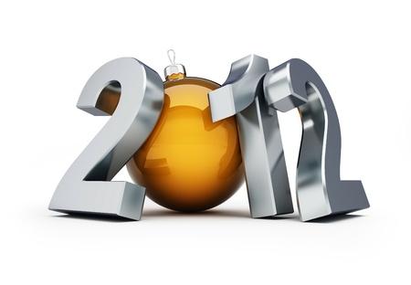 happy new year 2012 Zdjęcie Seryjne