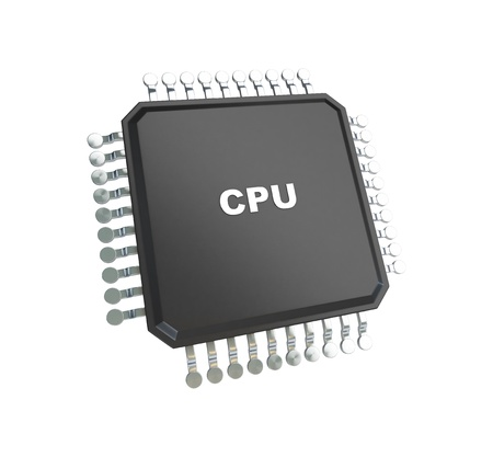 microelectronics: chip cpu
