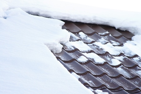 roof snow photo