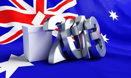 parlamentario: Las elecciones parlamentarias en Australia