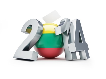 presidential: Presidential elections in Lithuania 2014