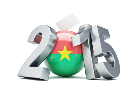 presidential: parliamentary and presidential elections in burkina faso 2015  on a white background