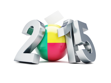 parliamentary: parliamentary elections in benin 2015  on a white background