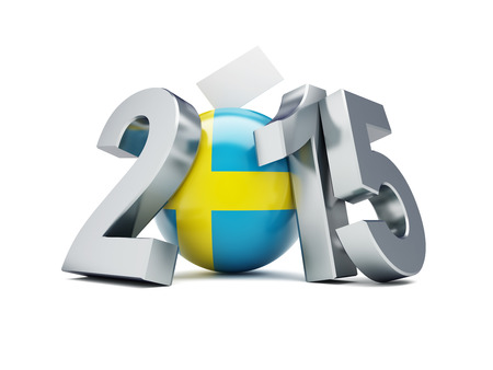 parliamentary: parliamentary elections in sweden 2015 on a white background