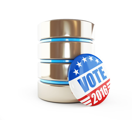 parliamentary: database of voters in the US 2016