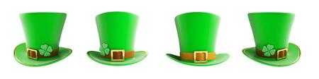 st  patty: St. Patricks day green hat