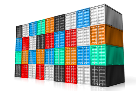 3D cargo containers