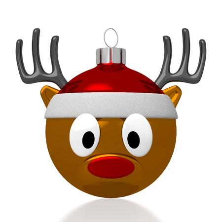 Kerstdecoratie - herten