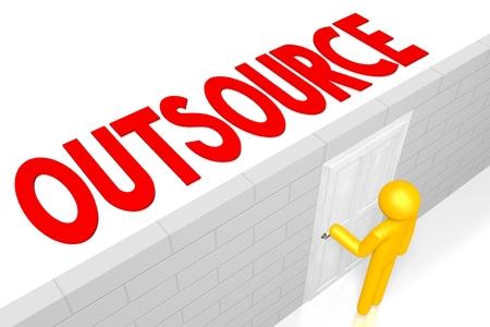 3D outsource concept