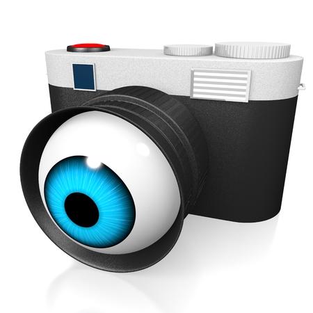 3D-Kamera Standard-Bild - 79386937