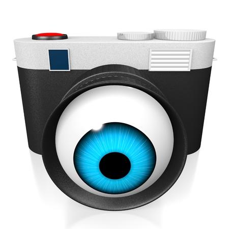 3D-Kamera Standard-Bild - 79386997