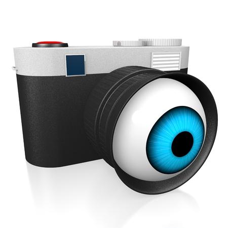 3D-Kamera Standard-Bild - 79387011