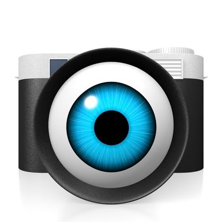 3D-Kamera Standard-Bild - 79387012