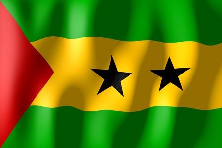 Sao Tome Tand Principe - flag