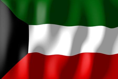kuwait: Kuwait - flag