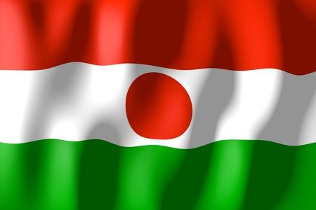 niger: Niger - flag