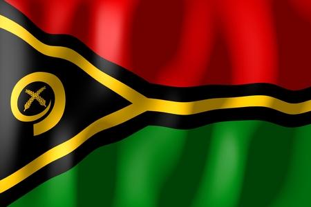 vanuatu: Vanuatu - flag