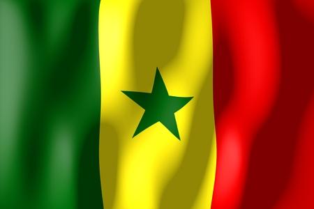 senegal: Senegal - flag
