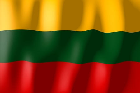 lithuania flag: Lithuania - flag