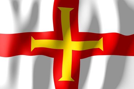 guernsey: Guernsey - flag