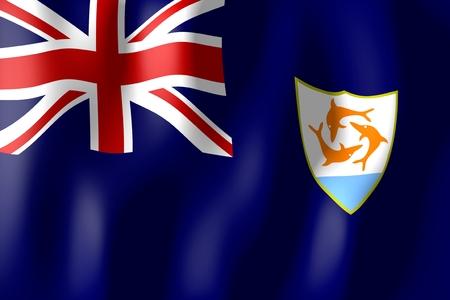 anguilla: Anguilla - flag