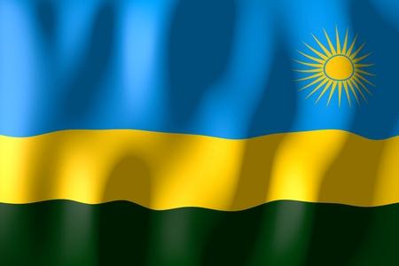 Rwanda - flag