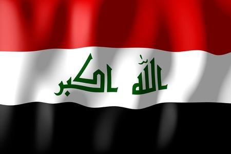 iraq: Iraq - flag