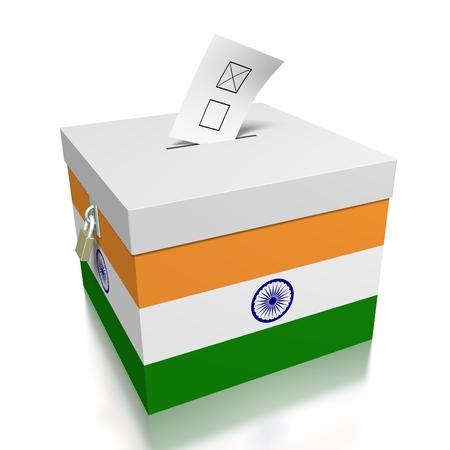 Election concept - vote voting