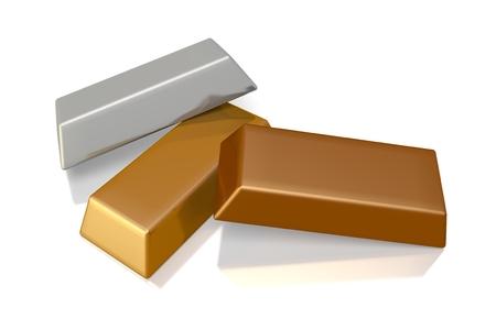 Gold concept