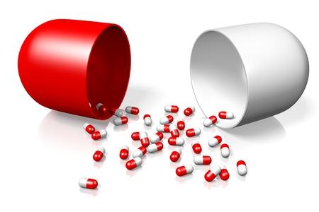 Medicine concept
