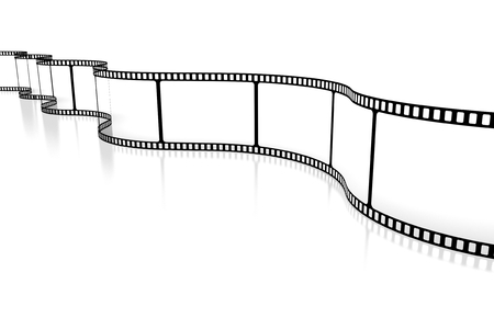 3d film tape stock photo picture and royalty free image image