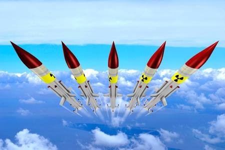 핵 미사일