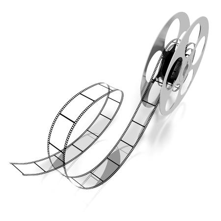 3D film tape