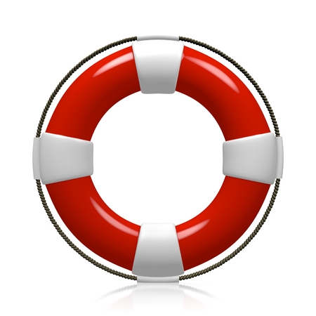 lifevest: Rescue buoy