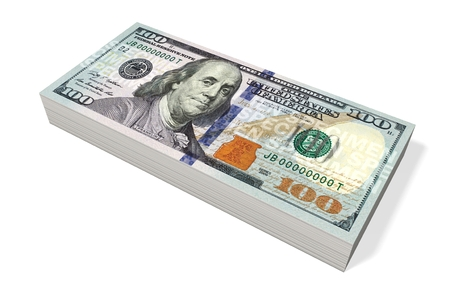Geld concept Stockfoto