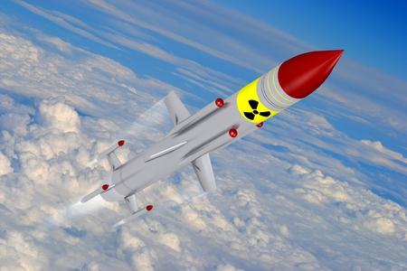 Missiles Foto de archivo