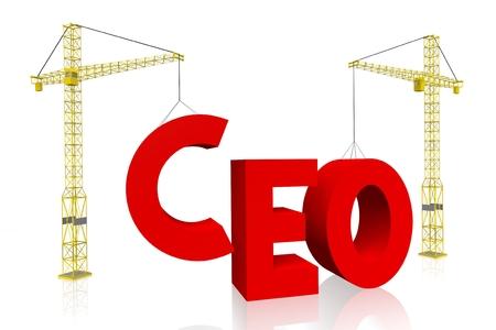 ceo: Crane concept - CEO