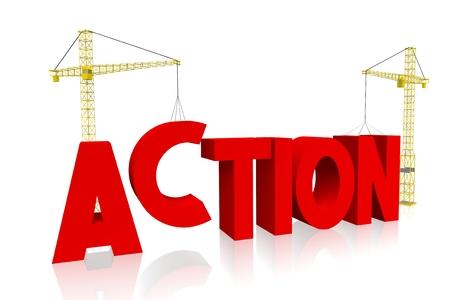 Crane concept - action