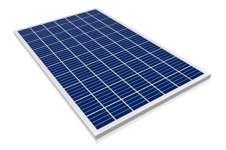 Solar panels concept Reklamní fotografie