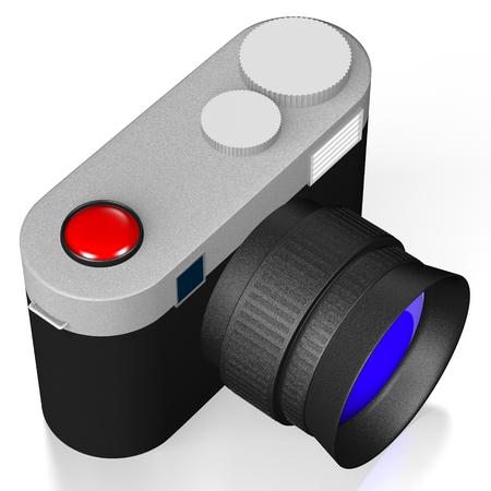 3D-Kamera Standard-Bild - 80245942