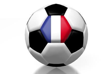sports symbols metaphors: Soccer concept