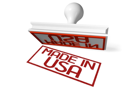 orginal: 3D rubber stamp - made in USA