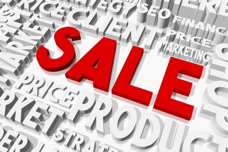 oncept: Sale concept