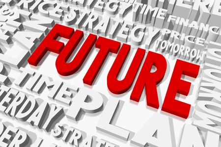 oncept: Future concept Stock Photo